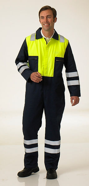 Mens Coverall