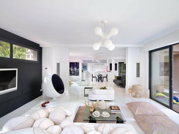Interieur Villa De Luxe Salon