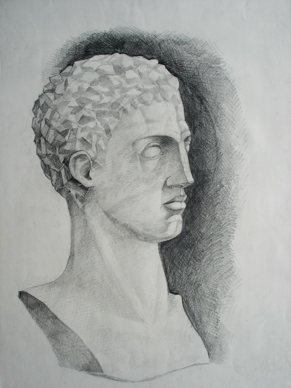 20 Hermes drawing on paper - alexandru morars.JPG.jpg