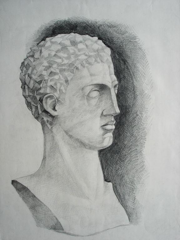 20 Hermes drawing on paper - alexandru morars.JPG.jpg