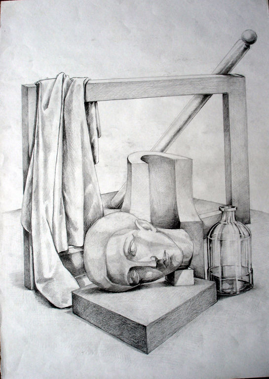 18.1 graphic drawing hatch still life objects - alexandru morar.jpg
