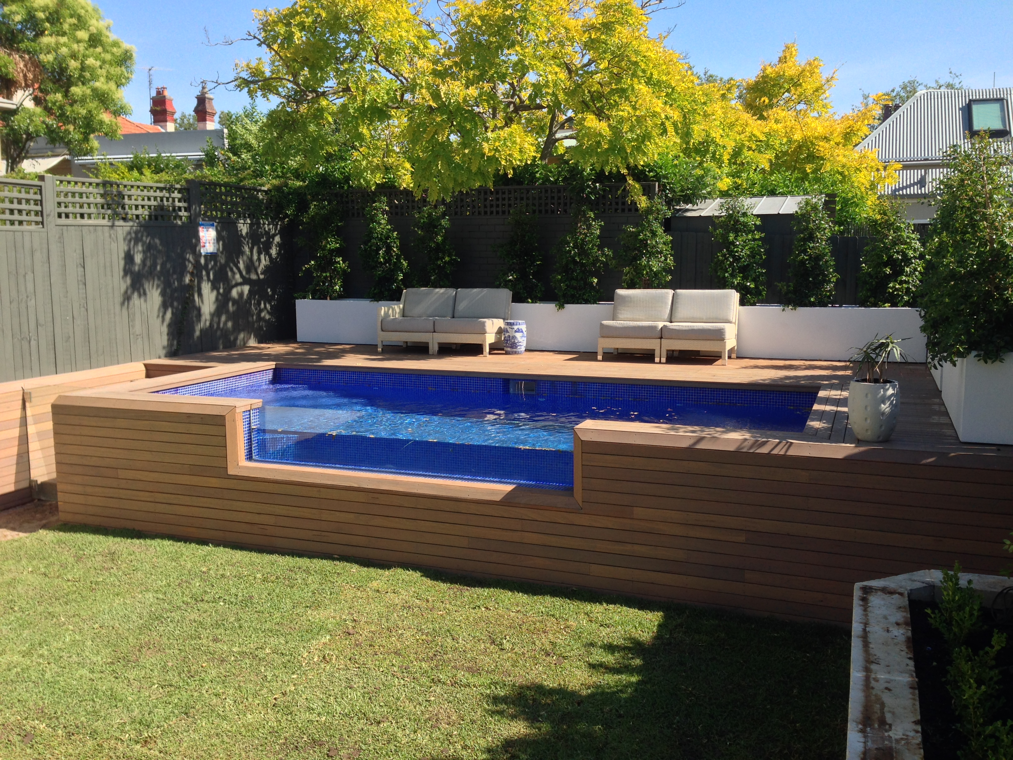 domain pools sydney pool builder sydney north sydney. Black Bedroom Furniture Sets. Home Design Ideas