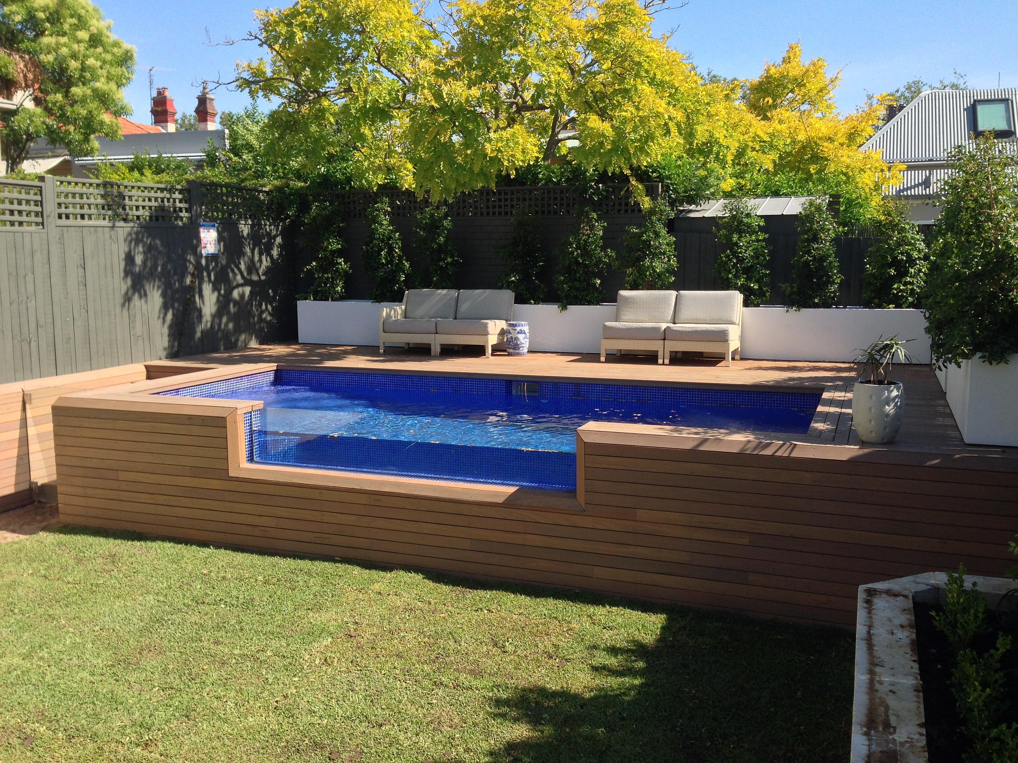 Domain pools sydney pool builder sydney north sydney for Pool showrooms sydney