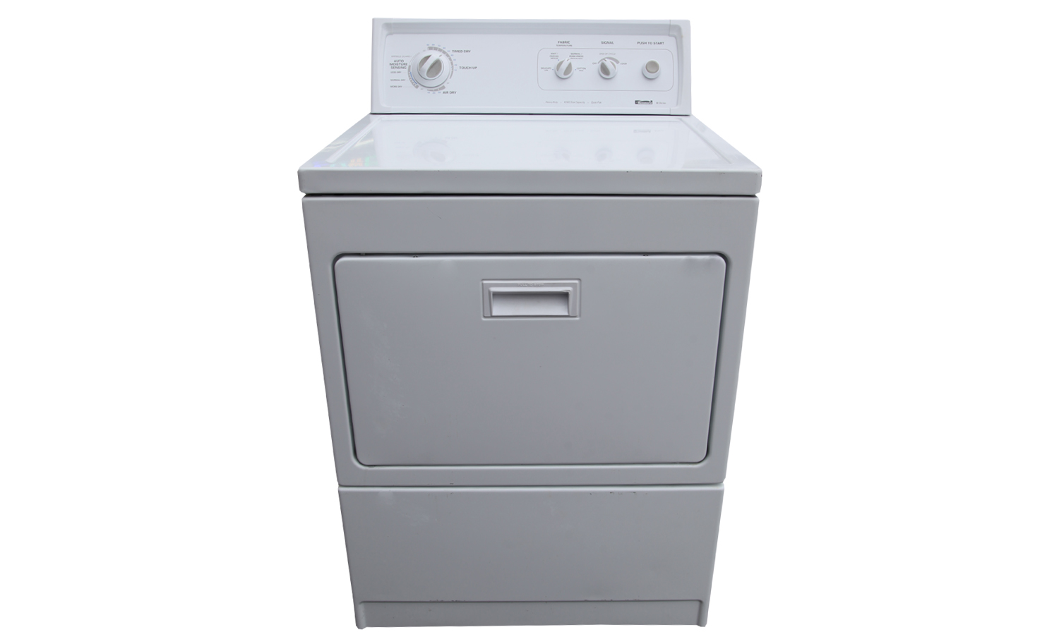 DRYER KENMORE 90 SERIES (ELECTRIC DRYER) | APPLIANCES Pictures Of Duty