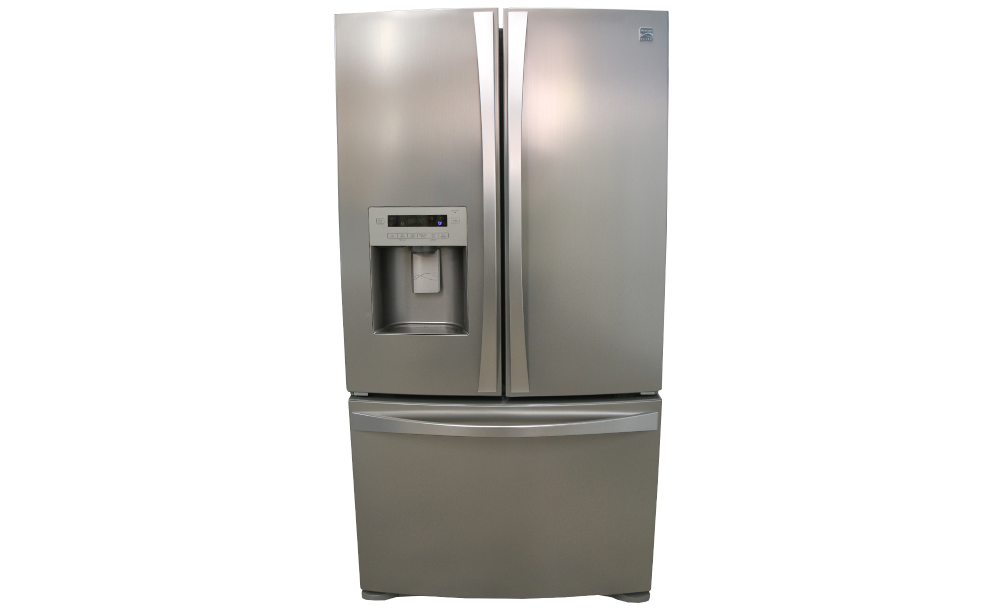 kenmore elite ice maker hook up Perfect for entertaining this kenmore elite ice maker with acceler-ice™ produces over 50 lbs of fresh ice every 24 hours, ensuring you won't run o.