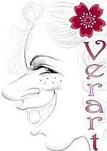 caricatura, verart, logotipo, bonecos, eva, personalizados