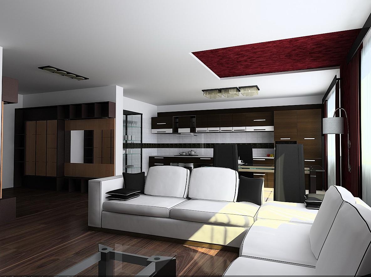Квартира в стиле модерн фото