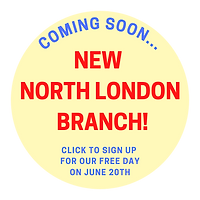 COMING SOON... NEW NORTH LONDON BRANCH!.