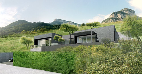 Diagonales architecture maison 16 st alban leysse for Av diagonal 434
