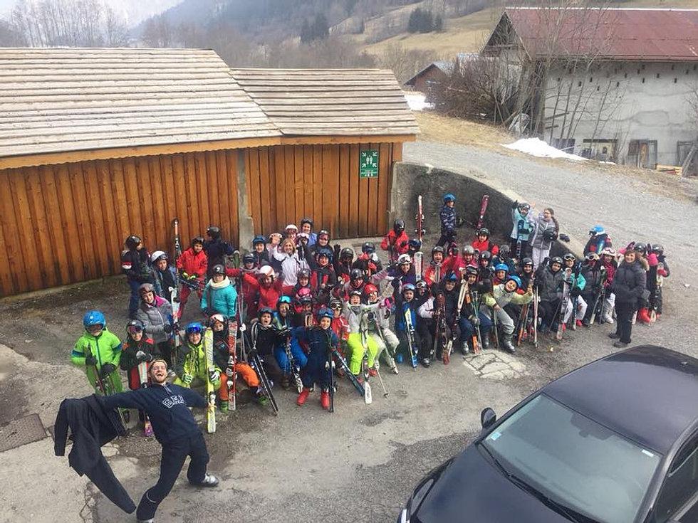 Voyage au Ski : Jour 2