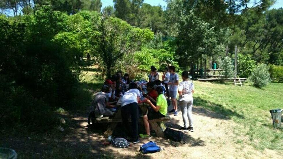 Semaine sportive à Yavné pour