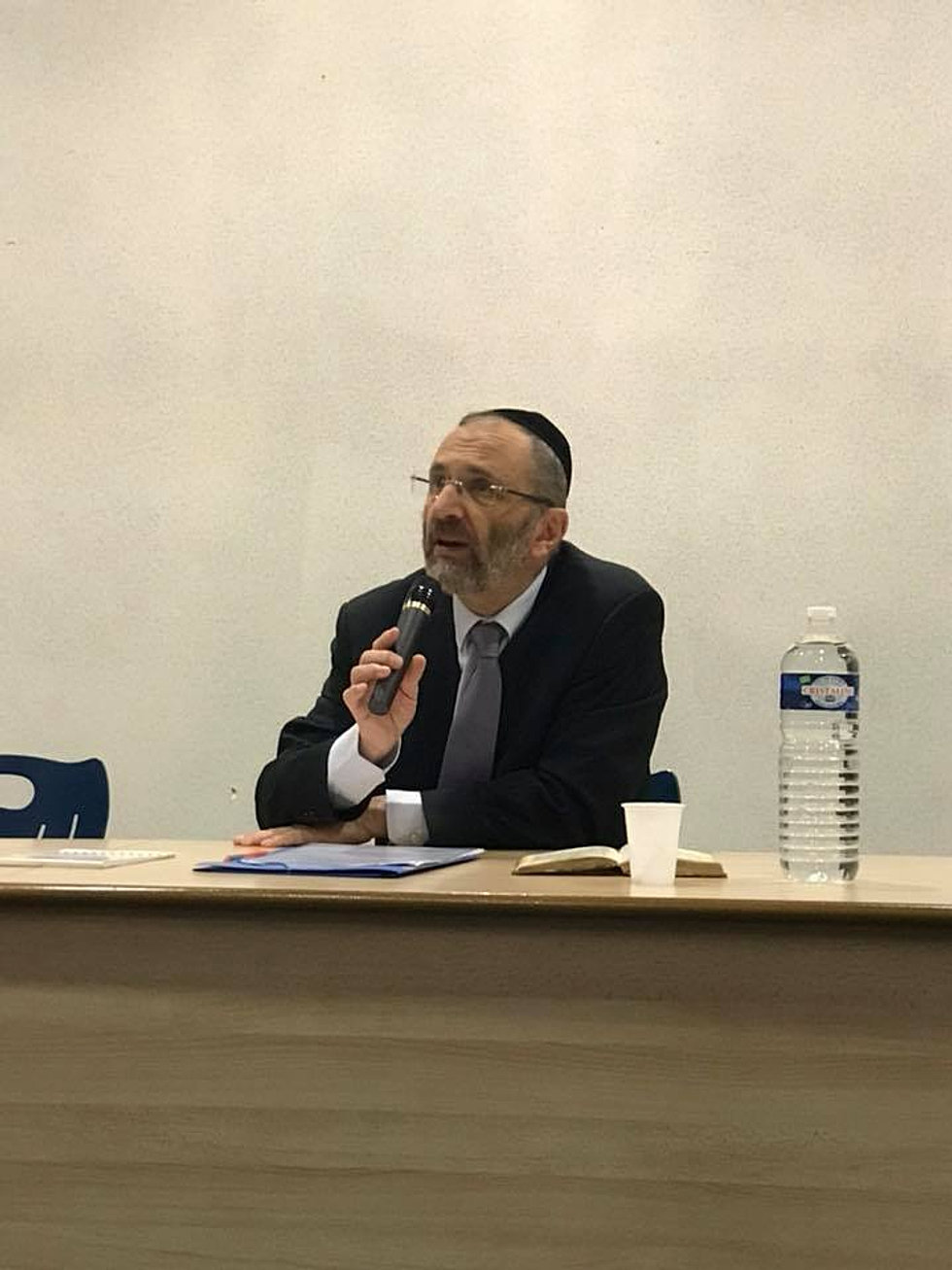 Le Grand Rabbin Bernheim