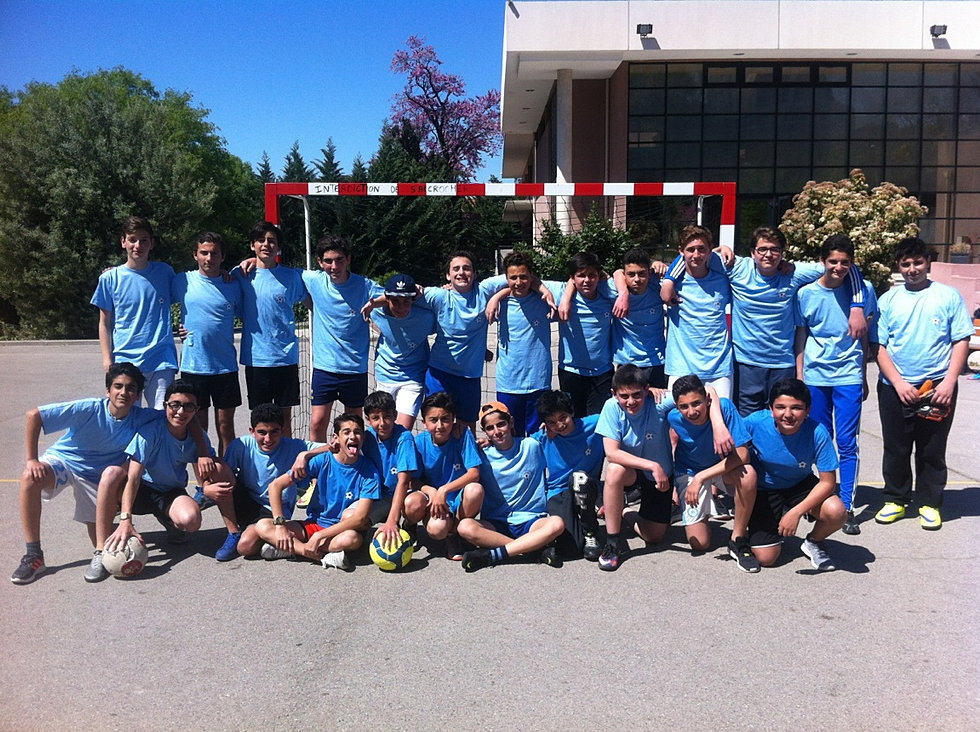L'Association sportive de Yavné