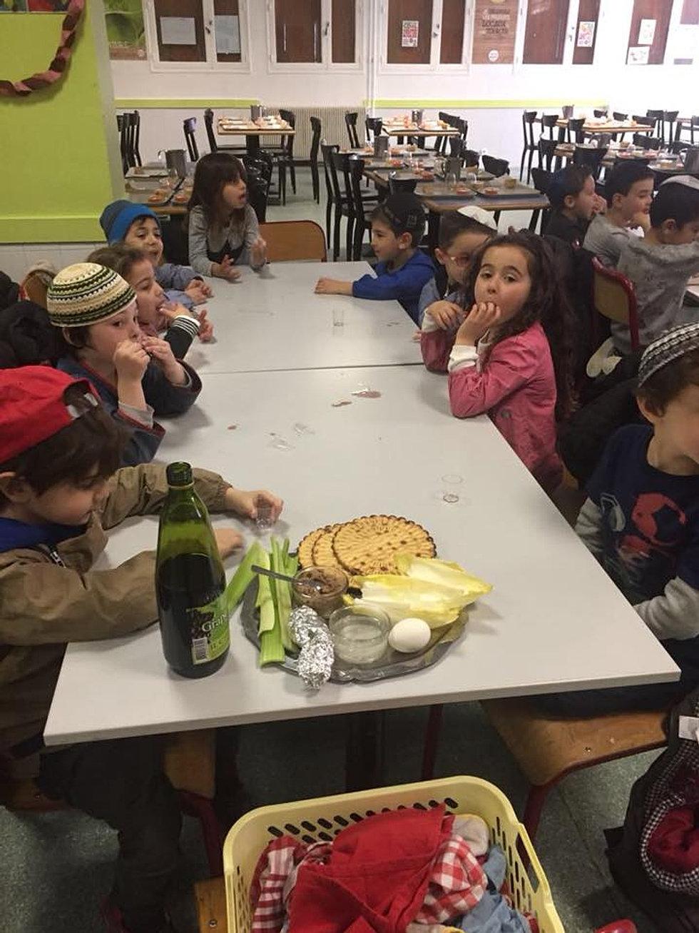 Pre Seder de Pessah