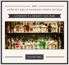 Source HBD Website Relaxed And Stylish The Copper Topped Gin Bar At Holborn Dining Room Offers Londons Largest Collection Of