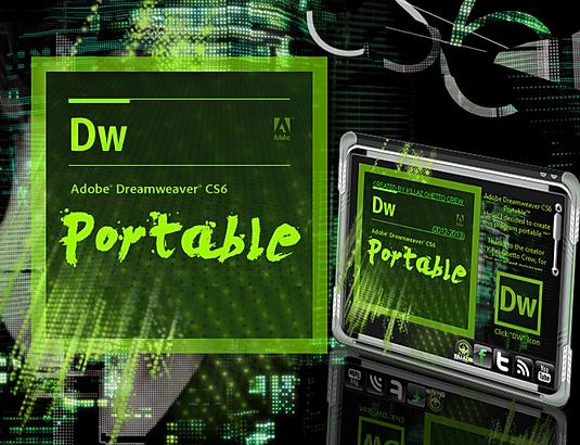 Adobe Dreamweaver CS6 হাইকম্প্রেস ৩২ এমবি তে, পোর্টেবল ৮৮ এমবি তে ও ফুল ভার্সন ২৮৯ এমবিতে ডাউনলোড করে ফেলুন।