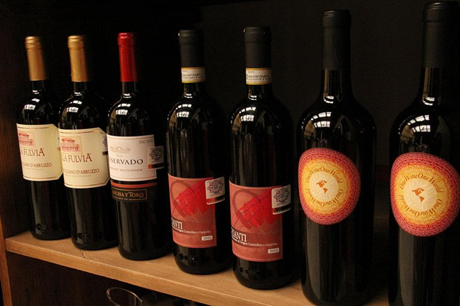 vinos italianos en san cristobal