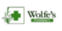 Wolfe's Pharmacy logo
