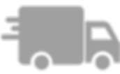Gray Delivery Truck Icon