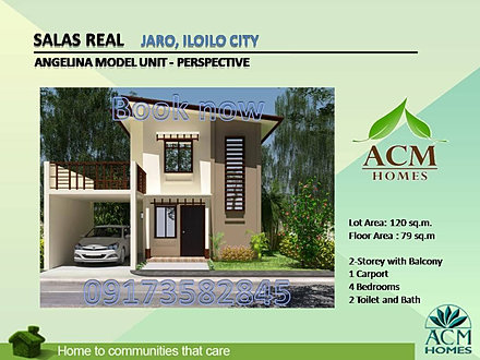 homes iloilo salas real