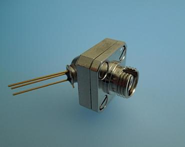 Fiber coupled InGaAs photodiode module, QPDI-1000
