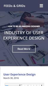 Блог дизайнера