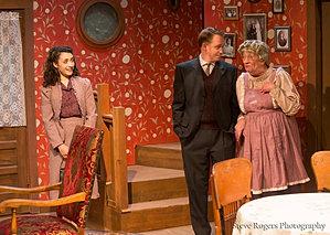 Elaine Harper, Mortimer & Abby