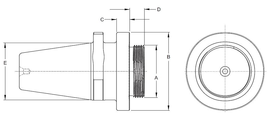 Boring Head Adapter line drawing.tiff