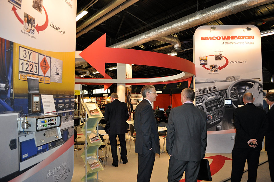 Glass Shed Exhibition Stand Design : Glass shed exhibition stand design for emco wheaton