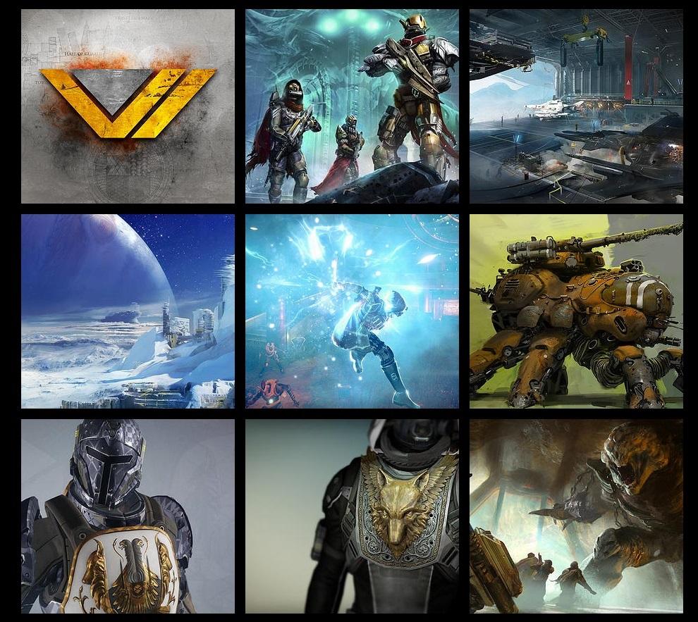 Destiny Desktop Wallpaper: Destiny Desktop Wallpapers