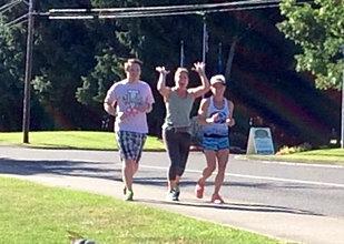 Group Run!