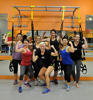TRX TEAM CAMPS