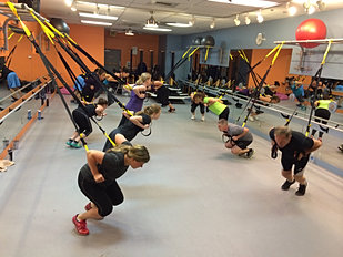 TRX® Supsension Training