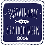 Photo: Sustainable Seafood Week NYC logo