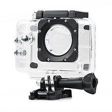 Action camera waterproof case
