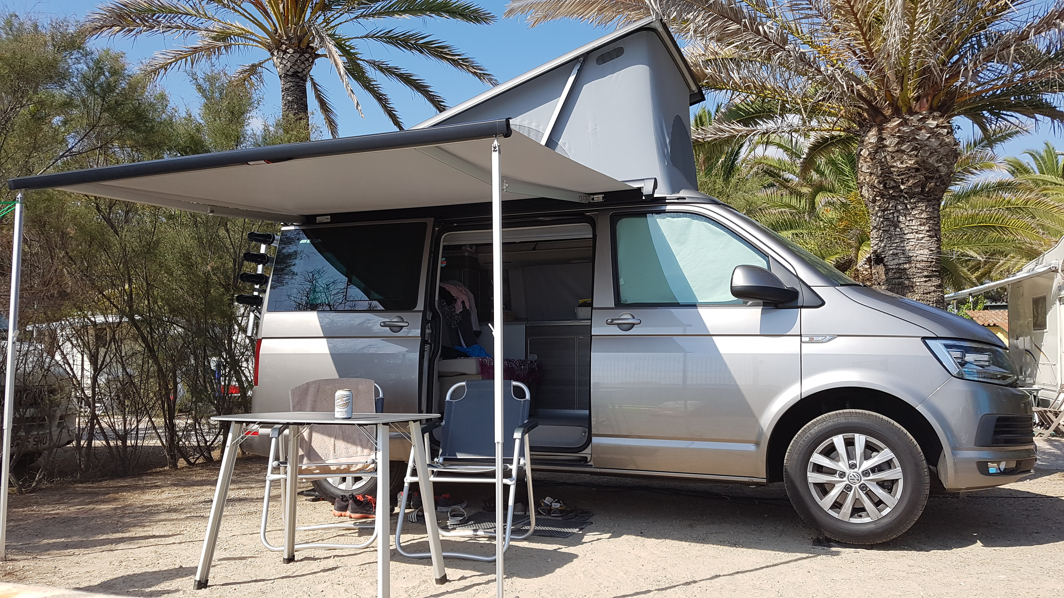 unsere mieter in spanien oktober 2016 danke f r die bilder vw california mieten vw camper. Black Bedroom Furniture Sets. Home Design Ideas
