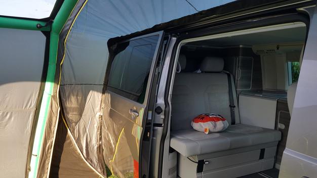 Zelt Für Vw T5 : Gybe bus tent ab lager kaufen vw t aufblasbares