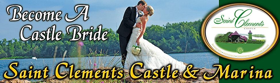 Saint clements castle marina wedding receptions for Comfaience saint clement