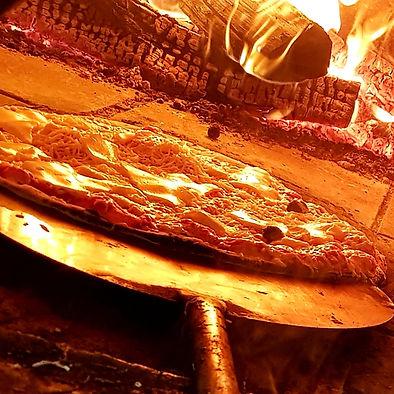 pizza feu de bois