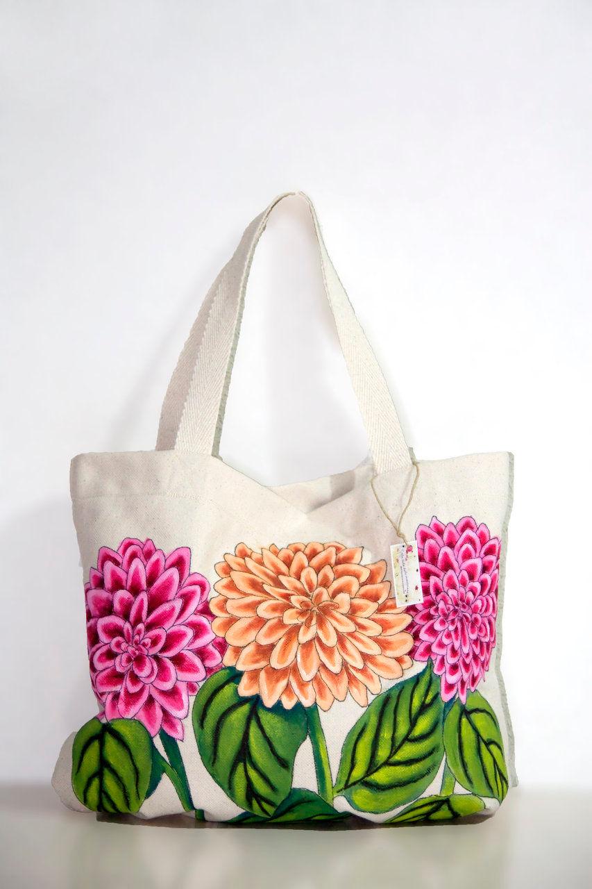 Bolsos de tela hechos a mano for Disenos de bolsos de tela