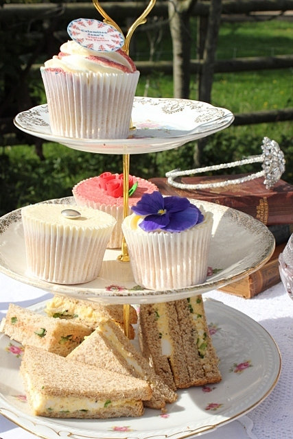 Afternoon Tea Cake Stands  Tier