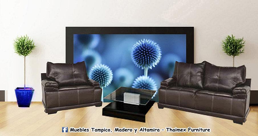 Muebles tampico madero y altamira thaimex furniture salas for Altamira muebles