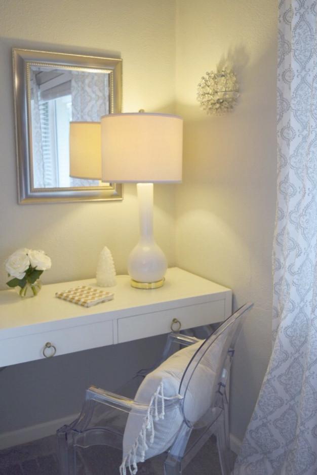 Bedroom Desk Crazy Chic Designs