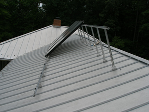 Kalzip Standing Seam Roof Weight