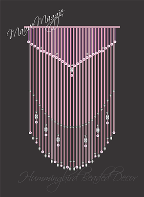 Free Bead Curtain Designs Ideas and Patterns