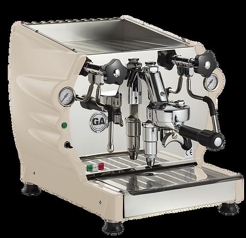 Cuadrona Espresso Machine With Rotary Pu