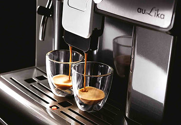 Aulika Focus Bean to Cup automatic Coffe