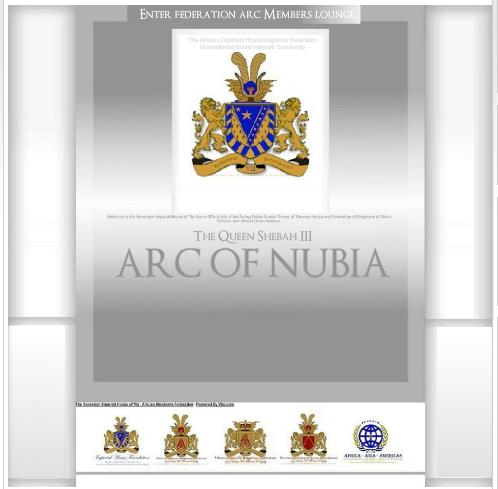 Arc of Nubia