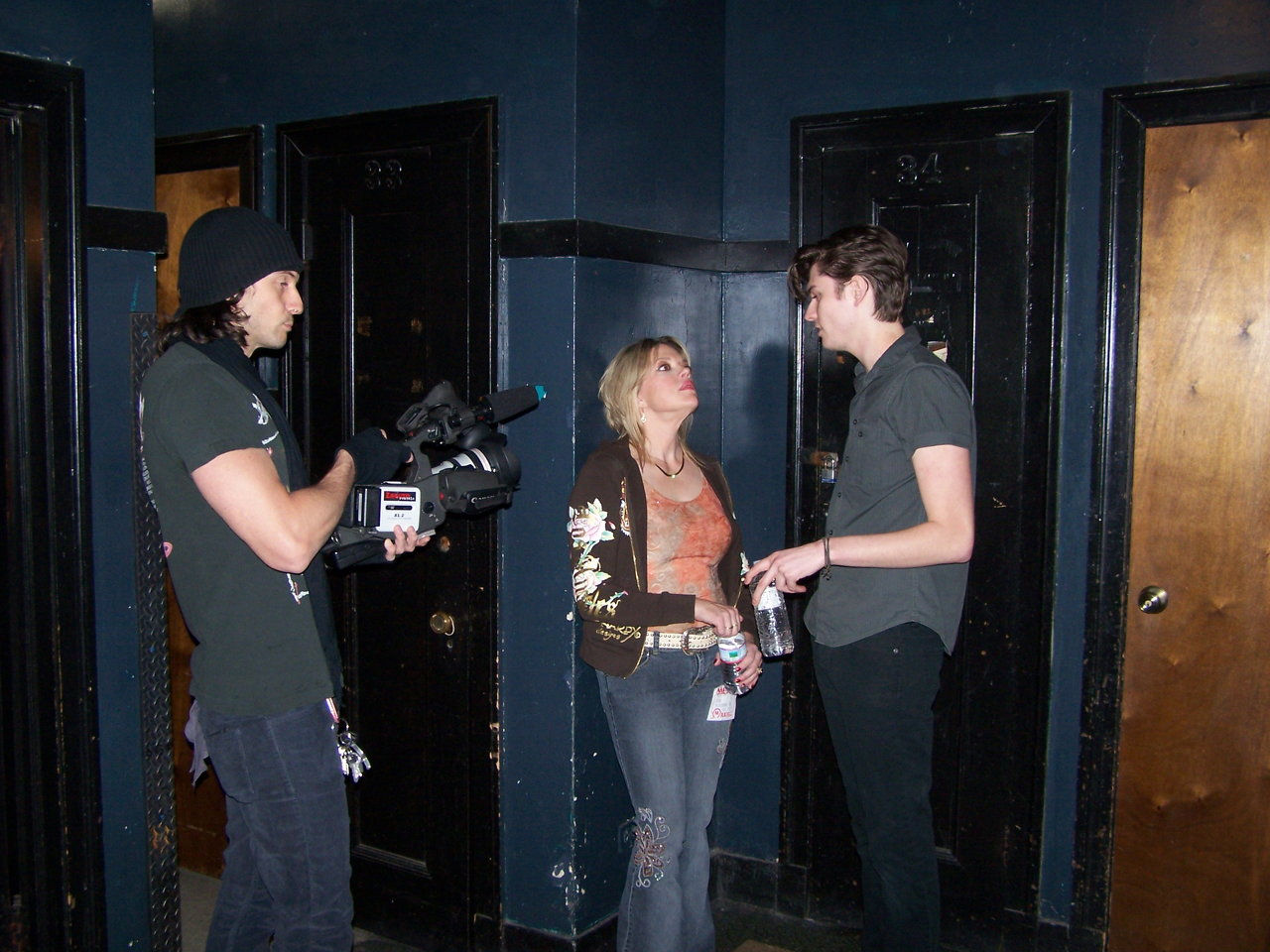 Interviewing William Beckett