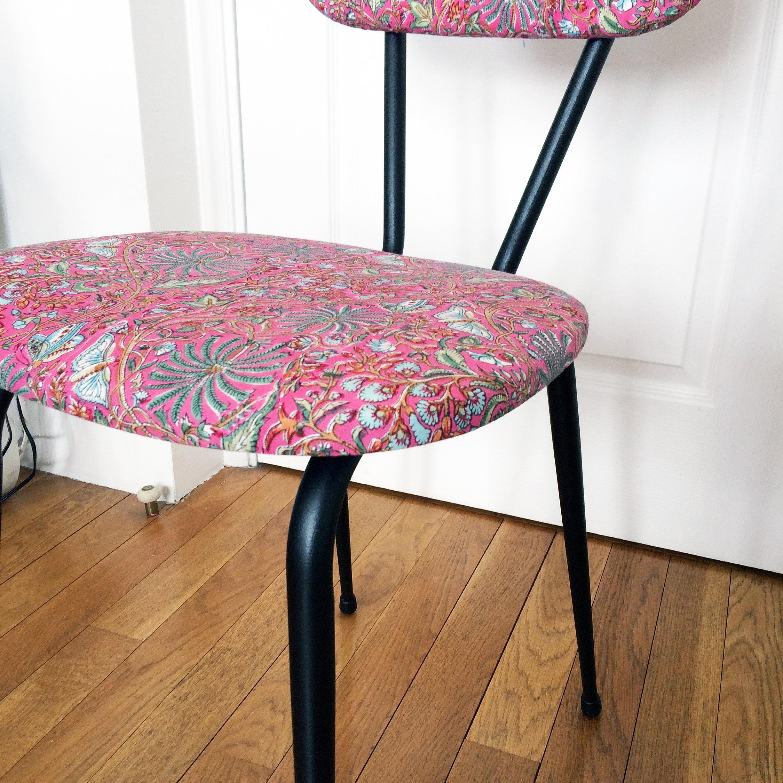 d co vintage decoration d 39 interieur objets de d co chaise camille. Black Bedroom Furniture Sets. Home Design Ideas